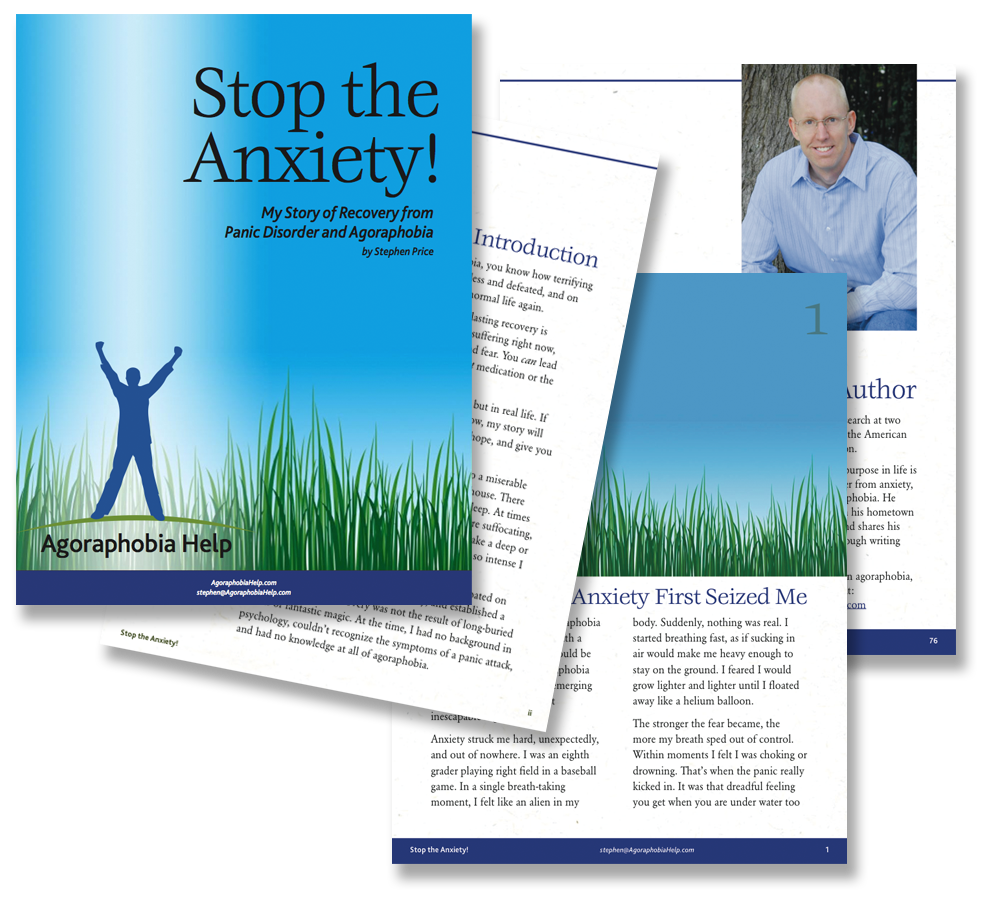 Agoraphobia Help ebook