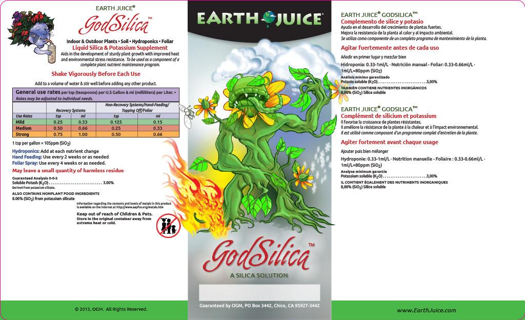 Earth Juice logo