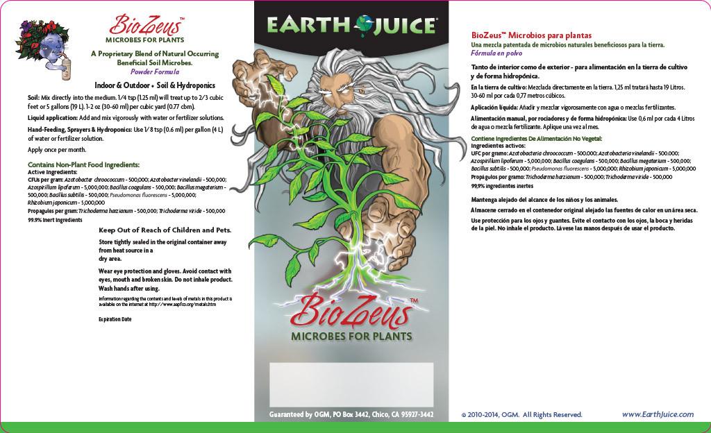 BioZeus label